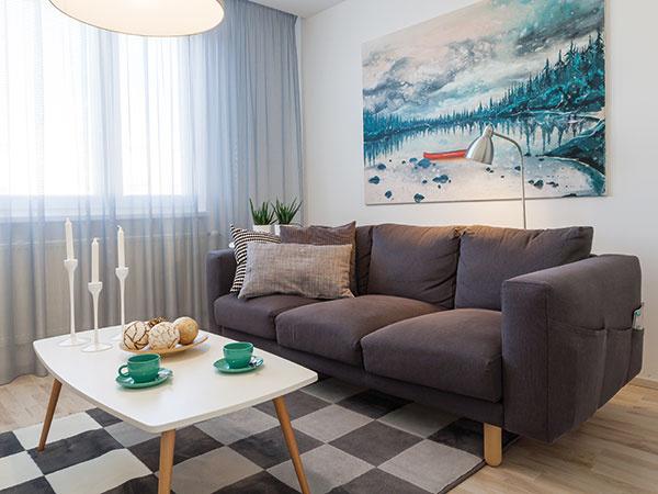 Premena panelákového bytu krok za krokom – 4. časť – Ako na dokonalé steny