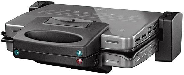 Lidl SilverCrest SKG 1700A2  Ohrev: 1 700 W, dve nezávislé regulácie Grilovacia plocha: 2 odnímateľné platne  24 × 33 cm  Povrch: nepriľnavý ILAG, vrúbkovanie