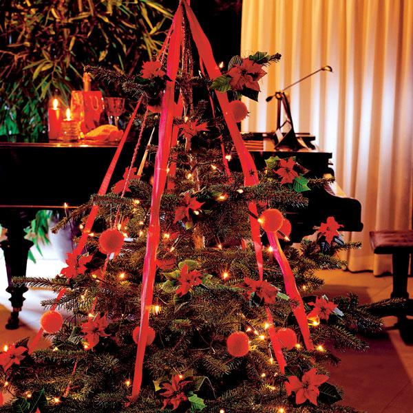 Vianočný stromček (nielen) do obývačky
