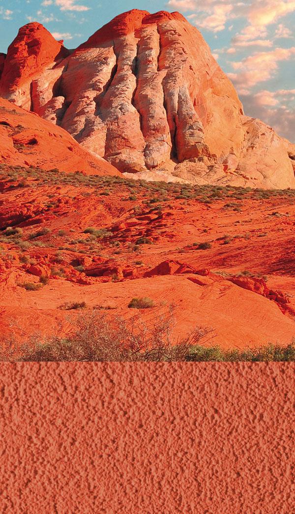 Farby vody, piesku, zeme či lesov na fasádu vášho domu?