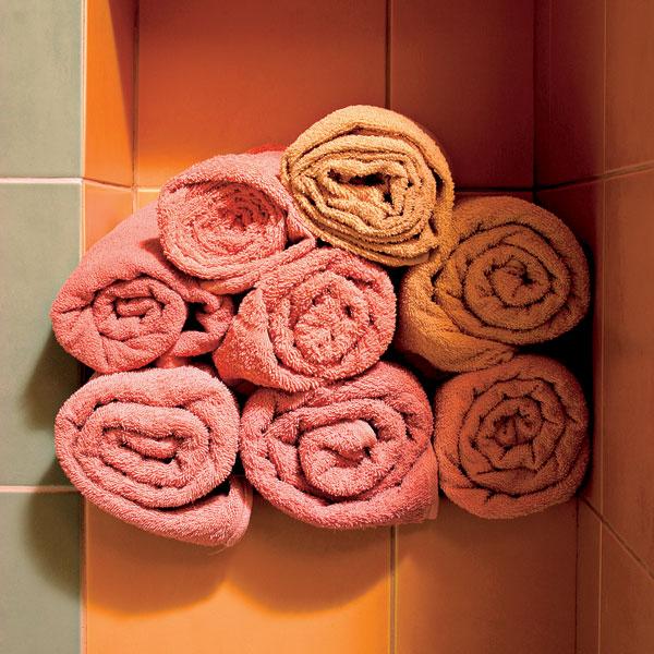 Textil v kúpeľni