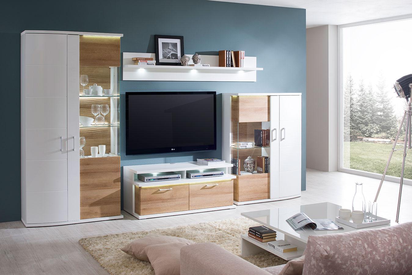 Čo v modernej obývačke nesmie chýbať?