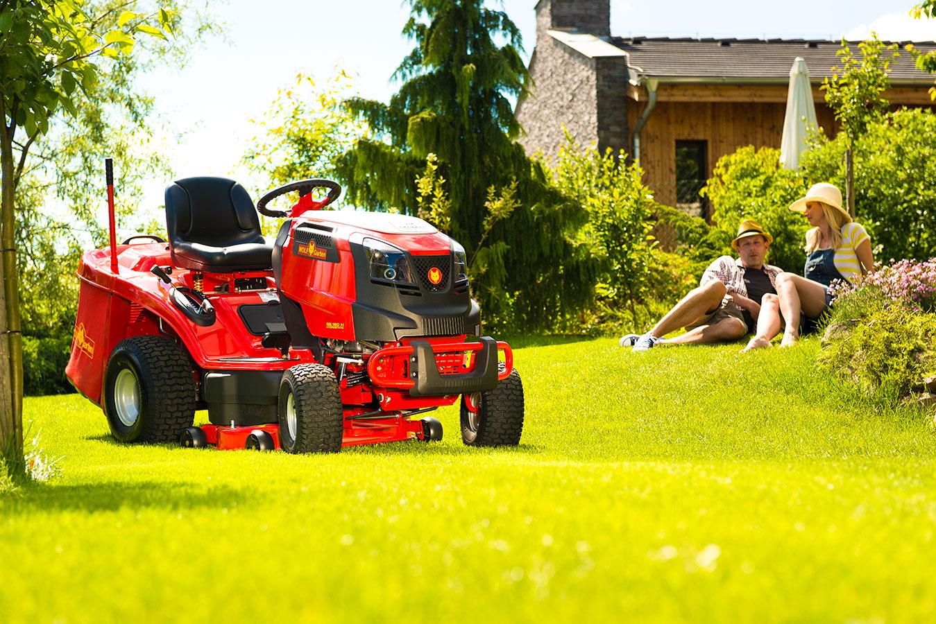 Záhradný traktor EXPERT 92.180 H
