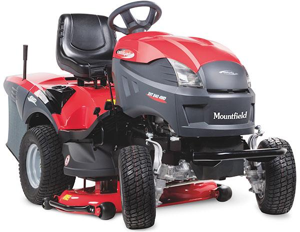 Záhradný traktor XHT 240 4WD