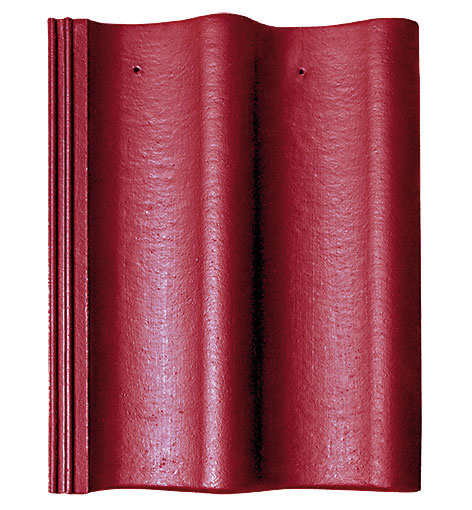 KMB Hodonka je univerzálna betónová škridla farbená pigmentmi na báze oxidu železa, svysokou únosnosťou (2 000 N) amrazuvzdornosťou. Vponuke sú dve povrchové úpravy – dvojitý akrylátový nástrek (Elegant) ašpeciálny dvojitý nástrek sleskom (Briliant) – vštyroch tradičných farbách.