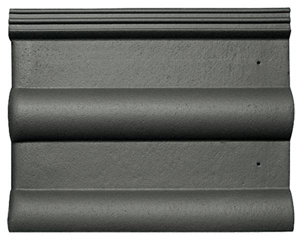 KMB Beta je univerzálna betónová škridla farbená pigmentmi na báze oxidu železa, svysokou únosnosťou (2 000 N) amrazuvzdornosťou. Vponuke sú dve povrchové úpravy – dvojitý akrylátový nástrek (Elegant) ašpeciálny dvojitý nástrek sleskom (Briliant) – vsiedmich farbách.