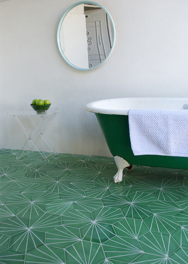 Inšpirujte sa tým najlepším z kúpeľnových obkladov a dlažieb