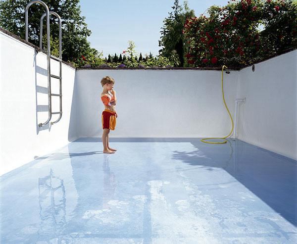 Užívajte si horúce leto v čistom bazéne