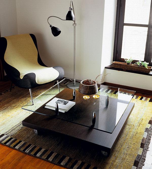 Obývačka – prvá dáma vášho domu 2.