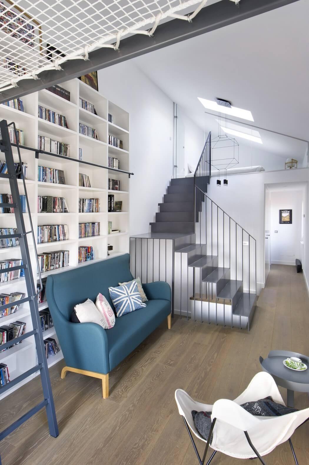 Dom pre milovníkov kníh