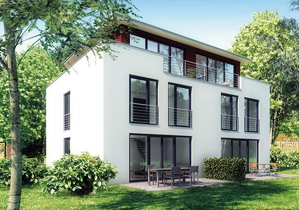 Plastové okná majú výborné tepelnoizolačné vlastnosti avyžadujú len minimálnu údržbu. Šesťkomorový profil Inoutic Eforte so vstavanou hĺbkou 84 mm asúčiniteľom tepla Uf = 0,95 W/(m2 . K), so štandardnou oceľovou výstužou abez prídavných prvkov spĺňa parametre pasívnych domov. Vhodný je aj na ultranízkoenergetické stavby, ako aj pre každého, kto si chce znížiť náklady na vykurovanie.