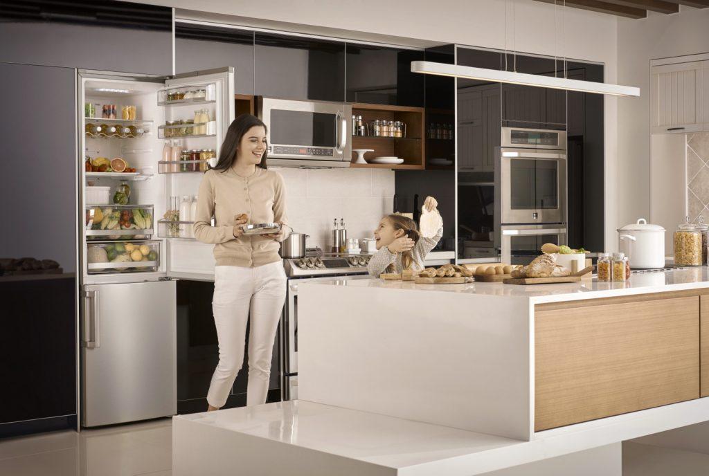 Nová chladnička LG: Energeticky nenáročná, ekologicky prívetivá