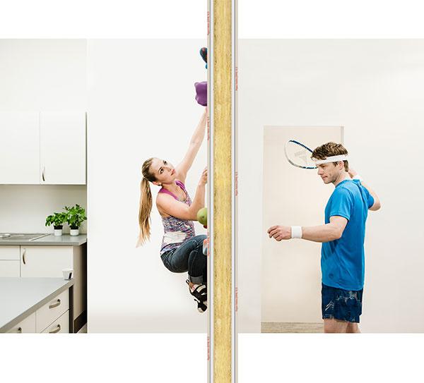"""Nové """"prezliekanie"""" bytu:  Nepotrebujete pevné nervy, len pevnú priečku HABITO"""