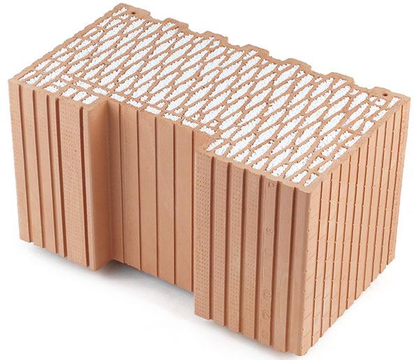 Jednovrstvová stavebná konštrukcia z tehál HELUZ odstraňuje riziká pri zatepľovaní