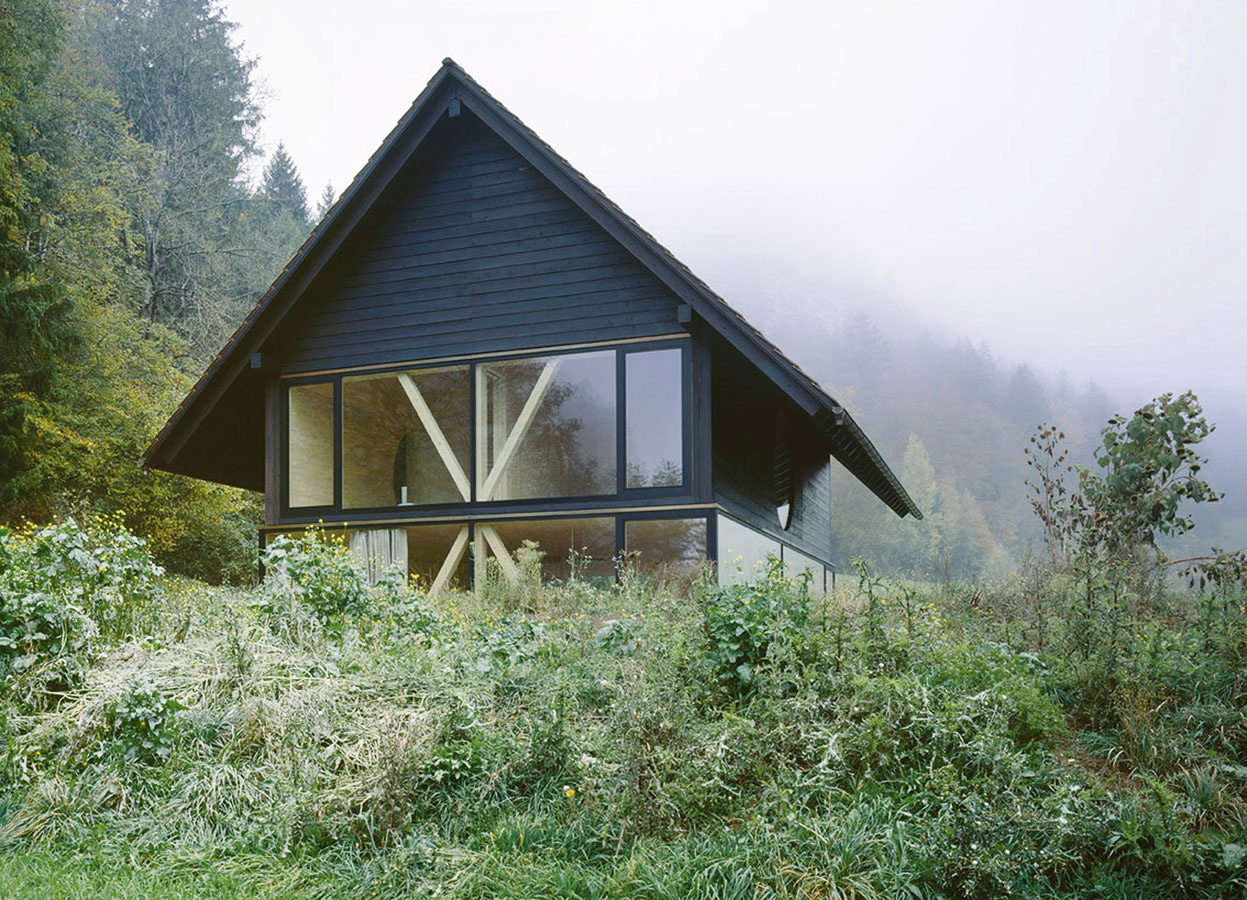 Predstava majiteľa bola jasná – chcel jednoduchý, dobre využiteľný drevodom, ktorý by sa zmestil do obmedzeného rozpočtu. Bol pritom otvorený inovatívnym nápadom ariešeniam. Sloboda pri navrhovaní, pri ktorom architekt zároveň rešpektoval základné požiadavky majiteľa, viedla kvýsledku, ktorý rozhodne chytí za srdce.