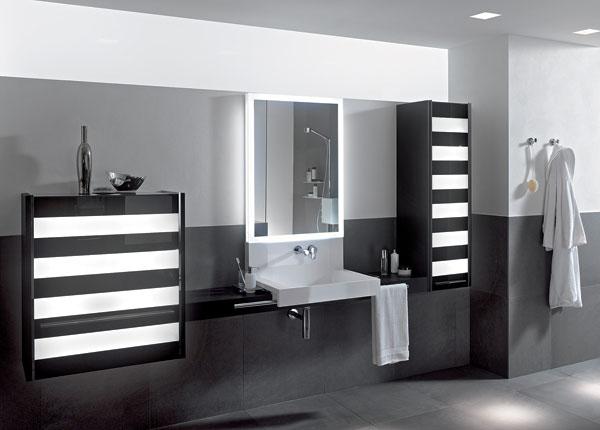 Svetlo v kúpeľni