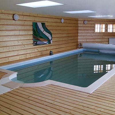 Vybavenie a doplnky pre váš bazén