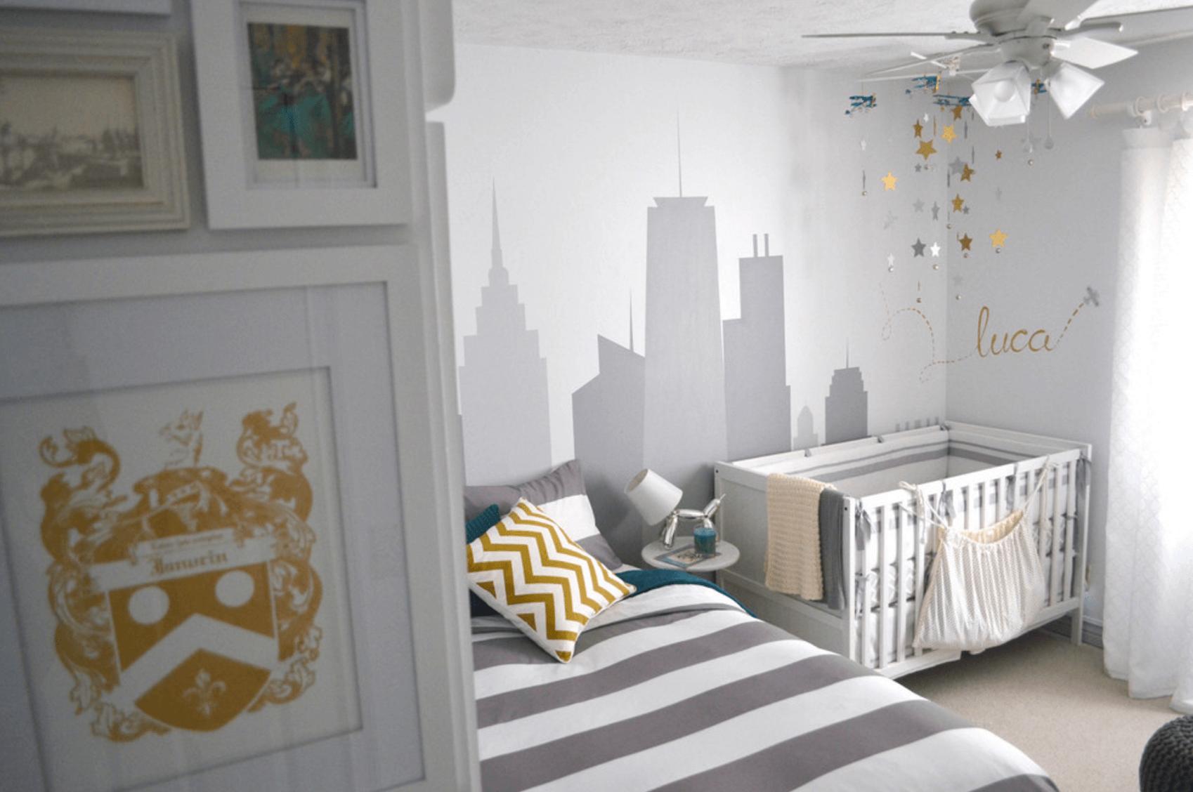 Detská izba je otázkou (nielen) fantázie