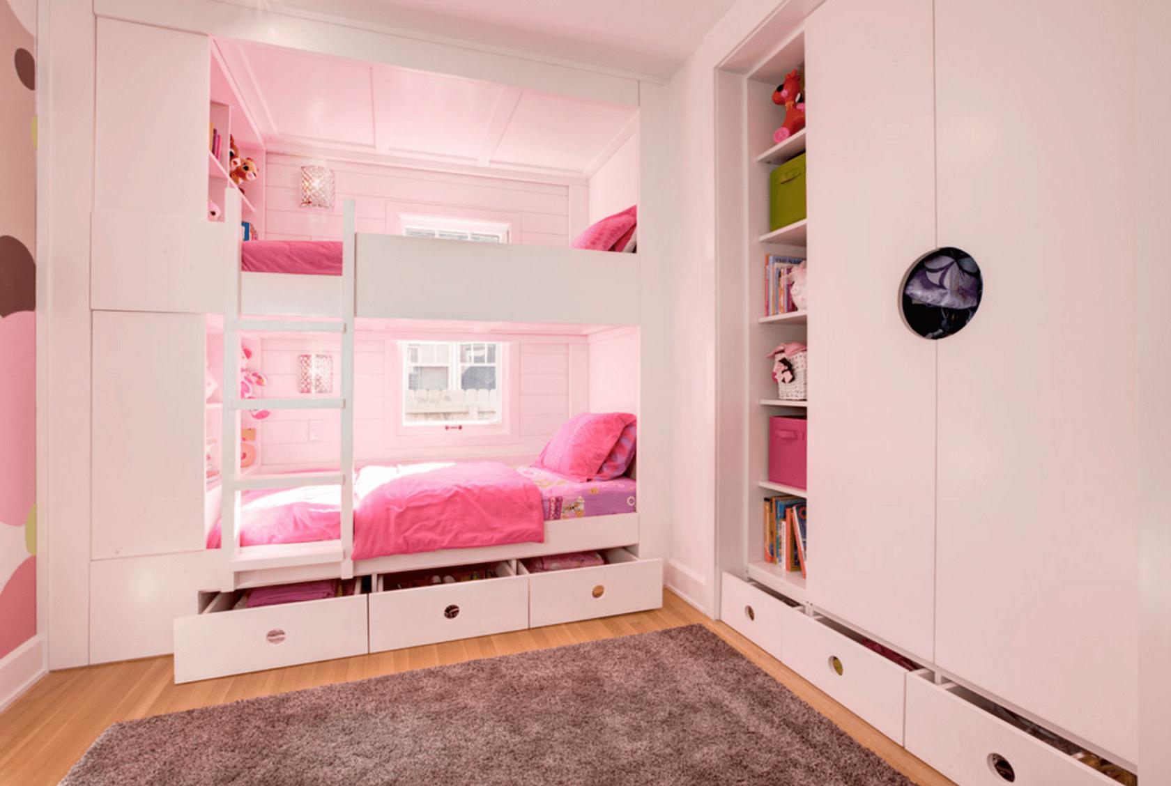 Ako si poradiť s vytvorením vhodnej detskej izby?