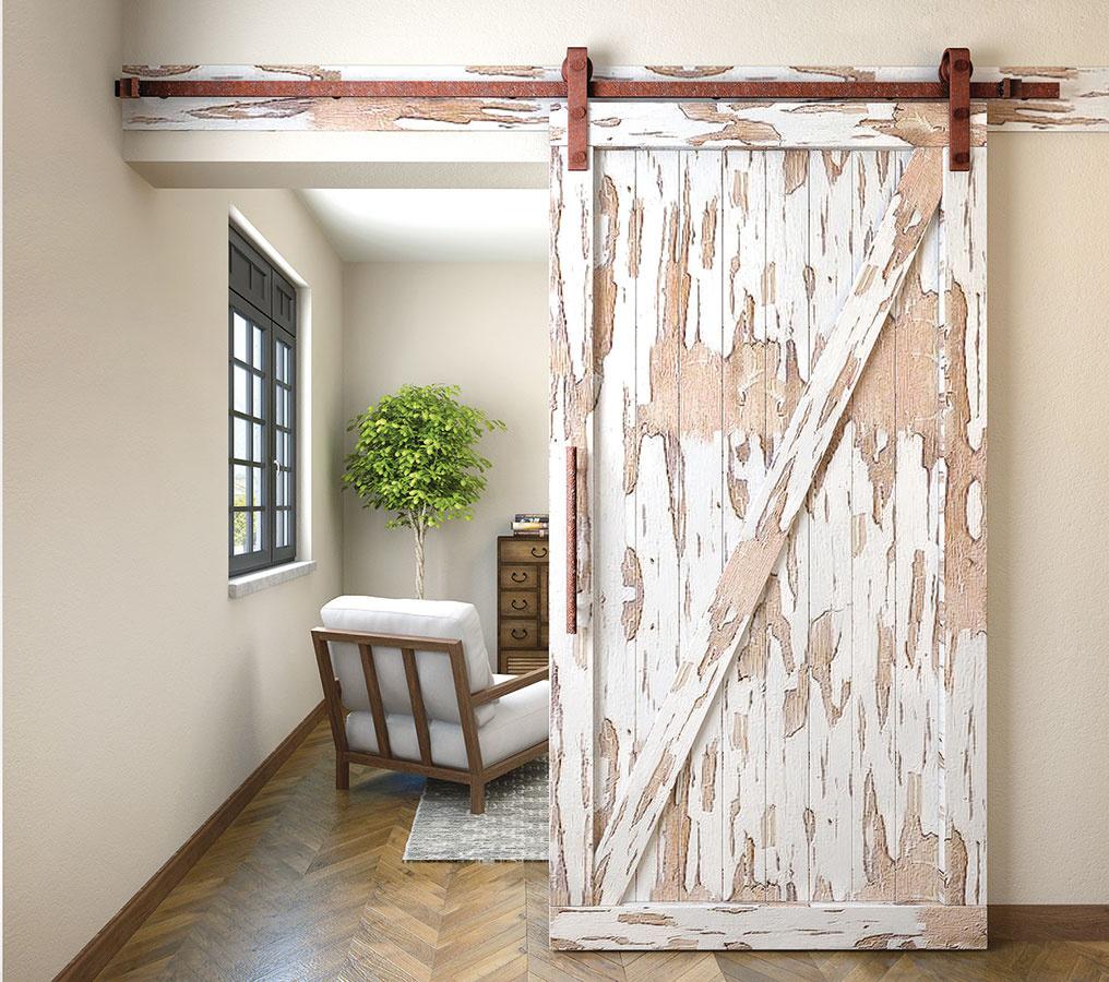 Dizajn Škandinávie v podobe posuvných systémov Barn-Door oživí nielen vidiecke interiéry. Punc remeselnej výroby dodá šmrnc aj moderným bytom, veľkým plusom tohto riešenia je, že je možné realizovať ho aj po kompletnom dokončení interiéru, keďže nevyžaduje stavebné zásahy, len rýchlu montáž. Tento systém je dostupný na stránke www.barn-door.sk.
