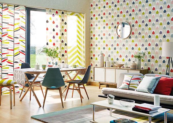 RETROŠTÝL ruší akékoľvek pravidlá a je určený pre tých, ktorí sa neboja kombinovať odvážne vzory s miestami i kontrastnými farbami.