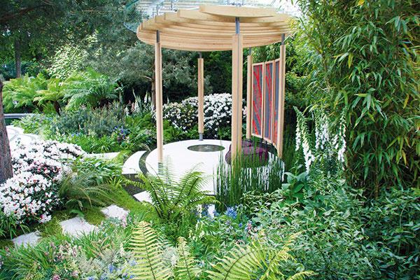 Ako si v záhrade vytvoriť podmanivú atmosféru lesa