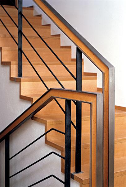 Drevené schodiská