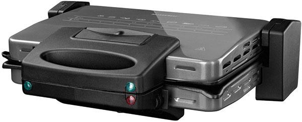 Lidl SilverCrest SKG 1700A2  ohrev: 1 700 W, 2 nezávislé regulácie zapekacia plocha: odnímateľná doska 24 × 33 cm, ILAG výbava: regulácia teploty cena: 29,99 €  www.lidl.sk