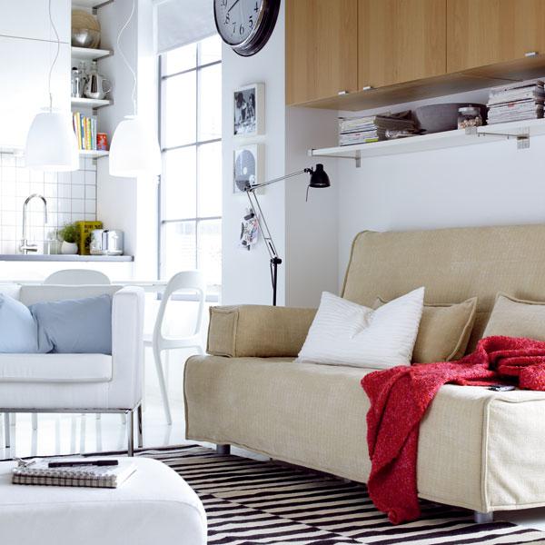 Zopár trikov pre malý byt