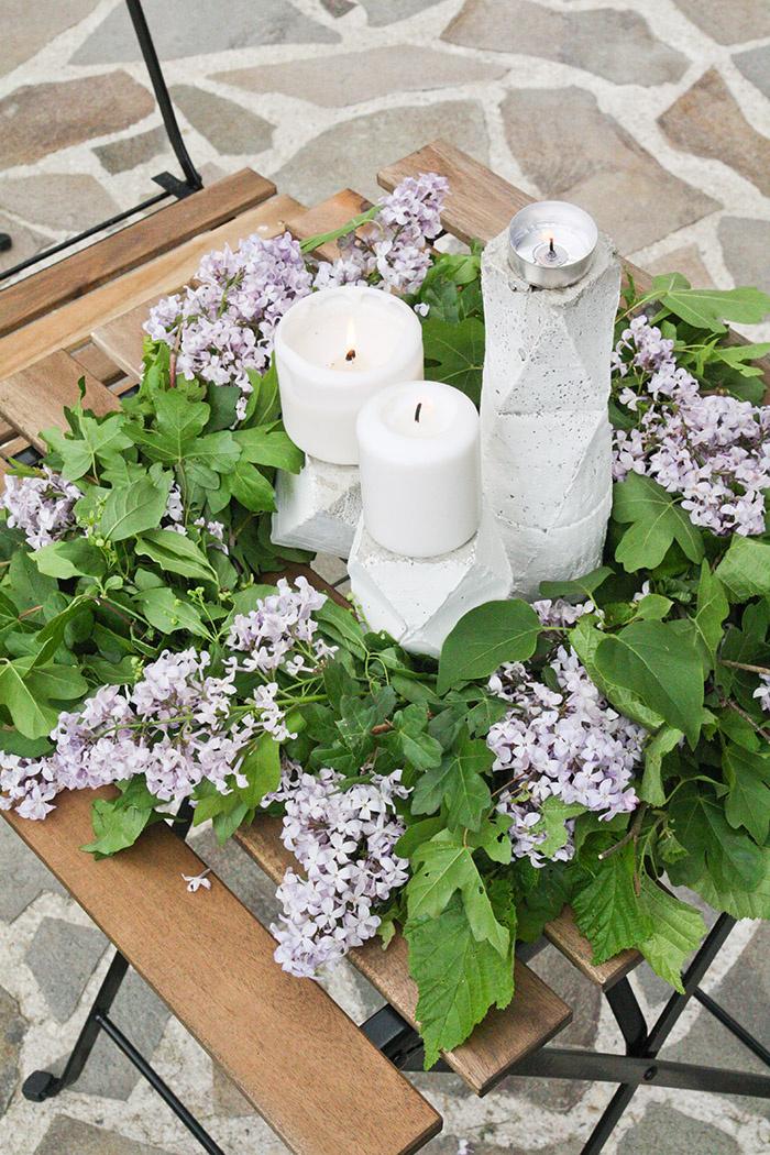 Nádherné uvoľnené kytice a vázy