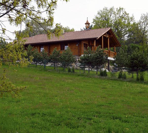 Základy chaty
