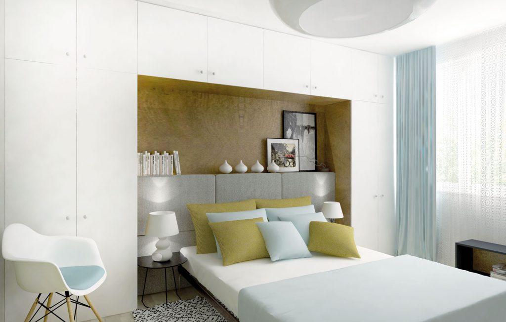 Rekonštrukcia bytu s retro nádychom bola pre mladého architekta výzvou