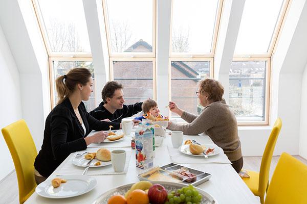 Spoločnosť VELUX prináša už 75 rokov do domovov po celom svete denné svetlo a čerstvý vzduch.