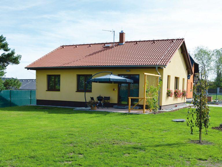 Romantika nielen na víkendy – rodinný dom za 96 000€!