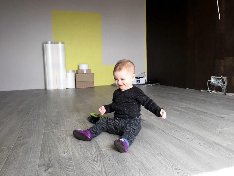 VÁŠ TIP: Premena obývačky na izbičku pre dvoch malých chlapcov