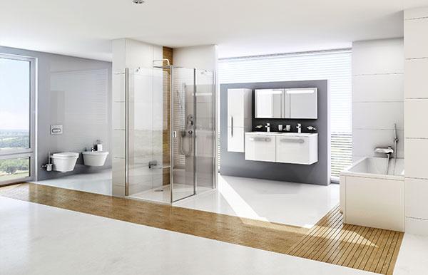 Koncept Chrome pre vašu kúpeľňu