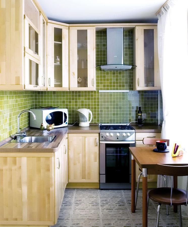 Stačí iba málo, aby sa vaša kuchyňa zmenila na nepoznanie
