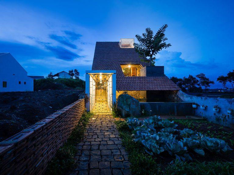 Úchvatný dom, v ktorom sa aj vo vnútri cítite ako v prírode