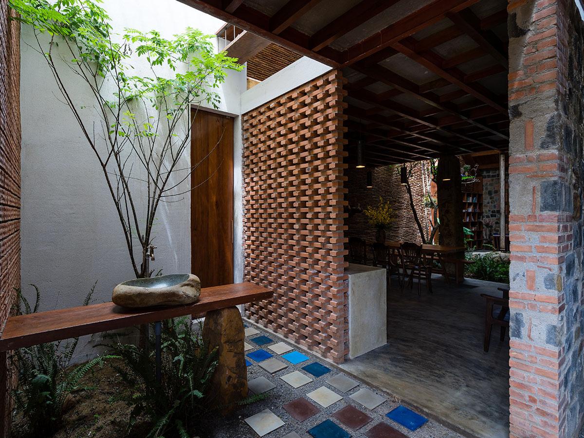 Dom, v ktorom sa aj vnútri cítite ako v prírode