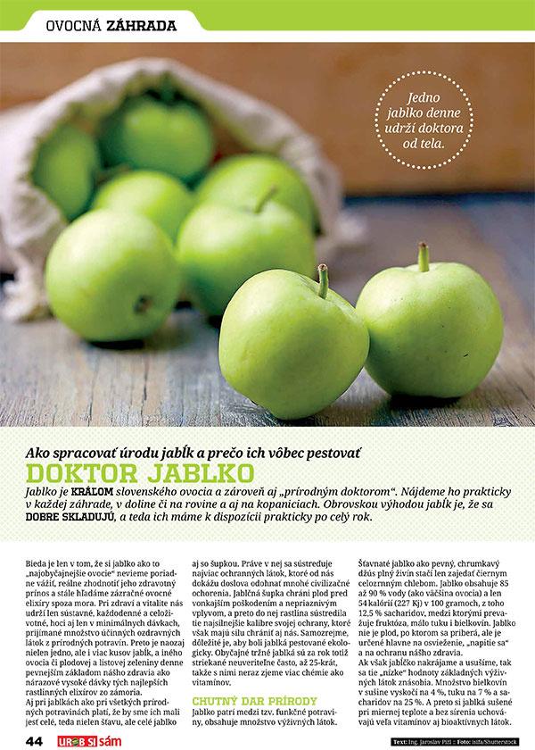 Časopis Urob si sám 9/2016 je v predaji! 108 strán tipov, rád a postupov