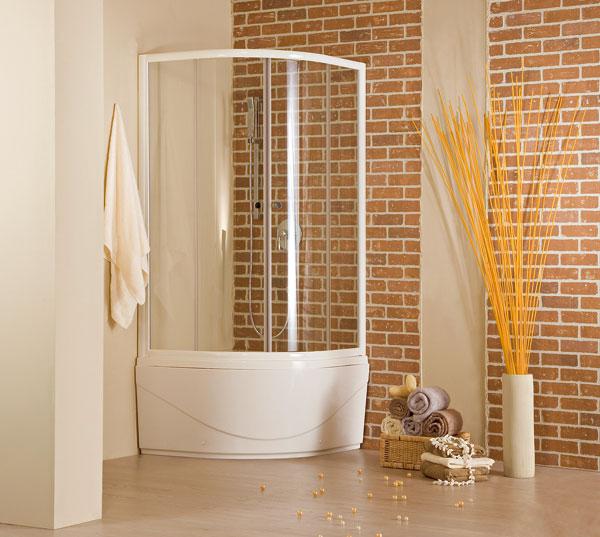 Sprchovacie kúty a kabíny