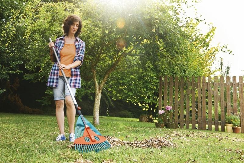 Dokonalé spojenie nielen na jesenné práce na záhrade