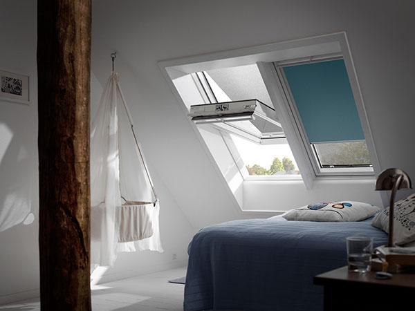 Ako si vybrať to správne strešné okno?