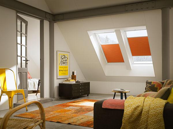 Výška osadenia strešných okien ovplyvní to, či sa budete v podkroví cítiť príjemne.