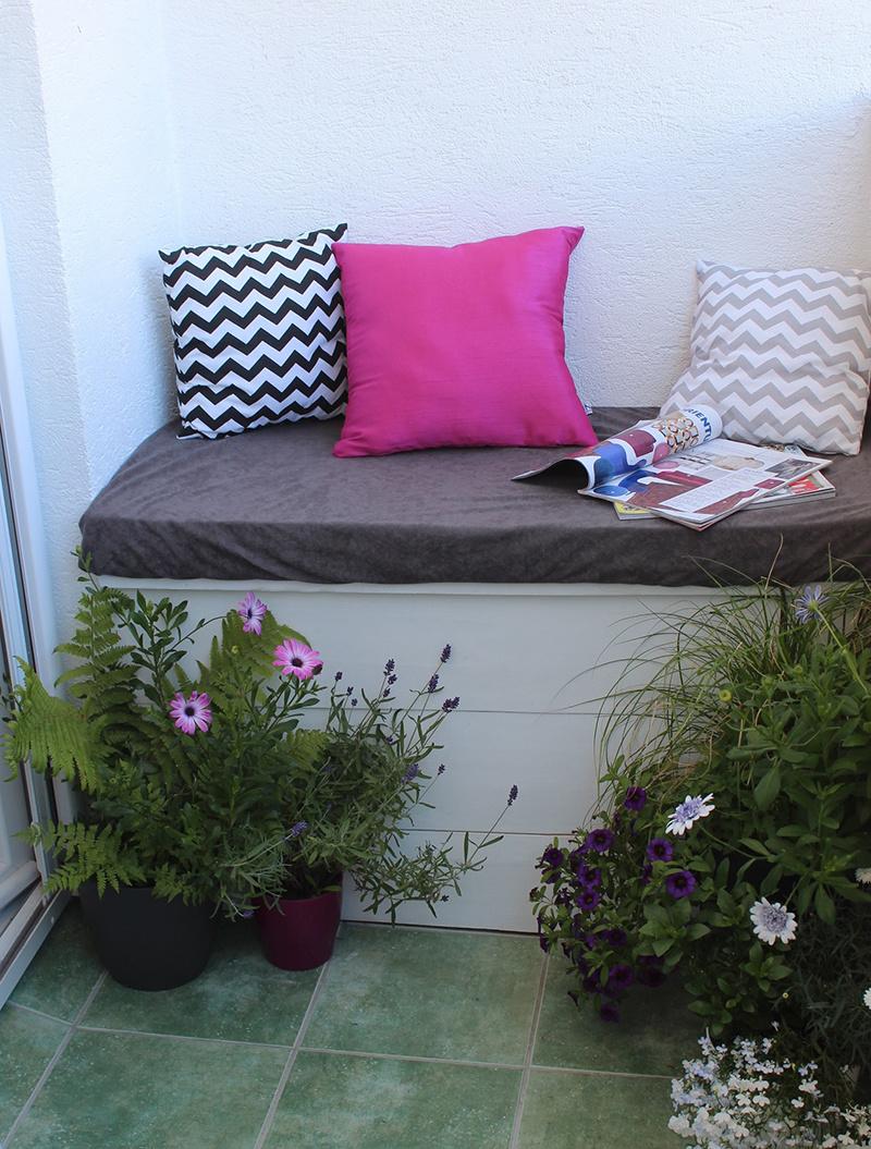 VÁŠ TIP: Kreatívna premena balkóna v 1-izbovom byte