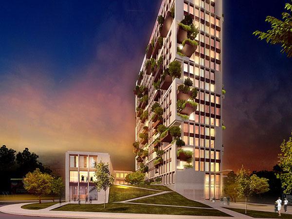 7 dôvodov, prečo si kúpiť byt v bytovom komplexe Treenium