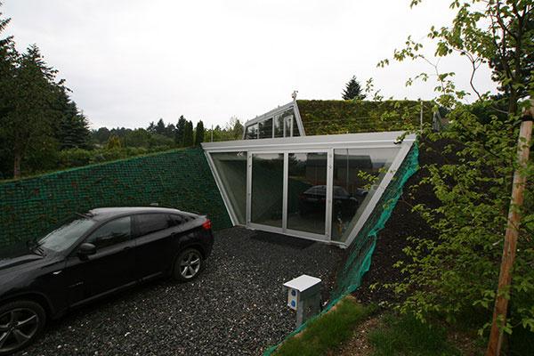 Energeticky sebestačný dom, ktorý narúša zaužívané tradície