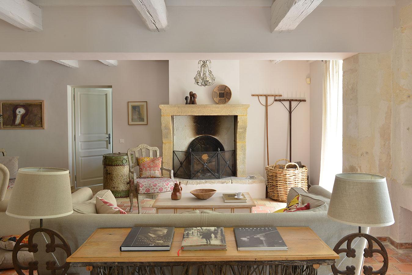 Ako by mohol vyzerať váš vysnívaný dom na provensálskom vidieku