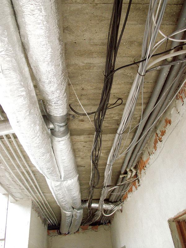 Vetranie nízkoenergetických apasívnych domov