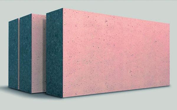 Austrotherm GrEPS 80 F Reflex – expandovaný penový polystyrén s prímesou grafitu vyrába firma Austrotherm. Má ochrannú reflexnú vrstvu zabraňujúcu prehrievaniu, vyznačuje sa dobrými tepelnoizolačnými vlastnosťami, ľahko sa s ním manipuluje a je vodoodolný. Je ideálny na nízkoenergetické stavby. (www.austrotherm.sk)